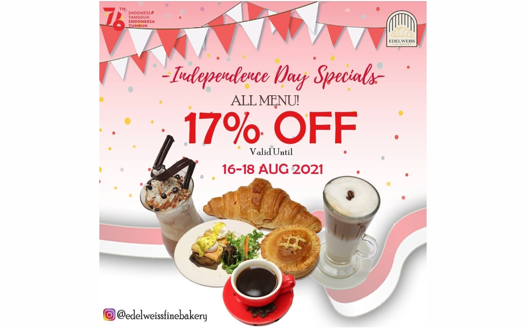 Independence Day Special Promo! Let's Celebrate the spirit of Independence with us!